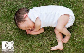 Matilda - Newborn photo session