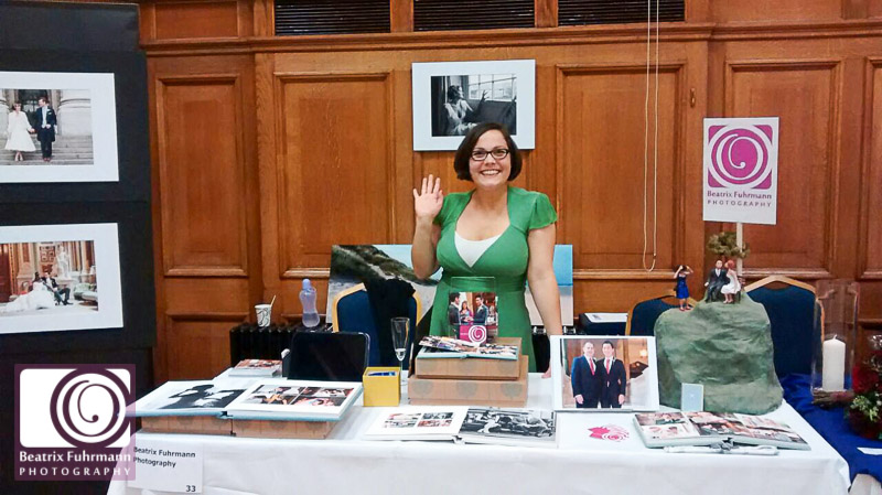 Me at the Islington Town Hall open evening