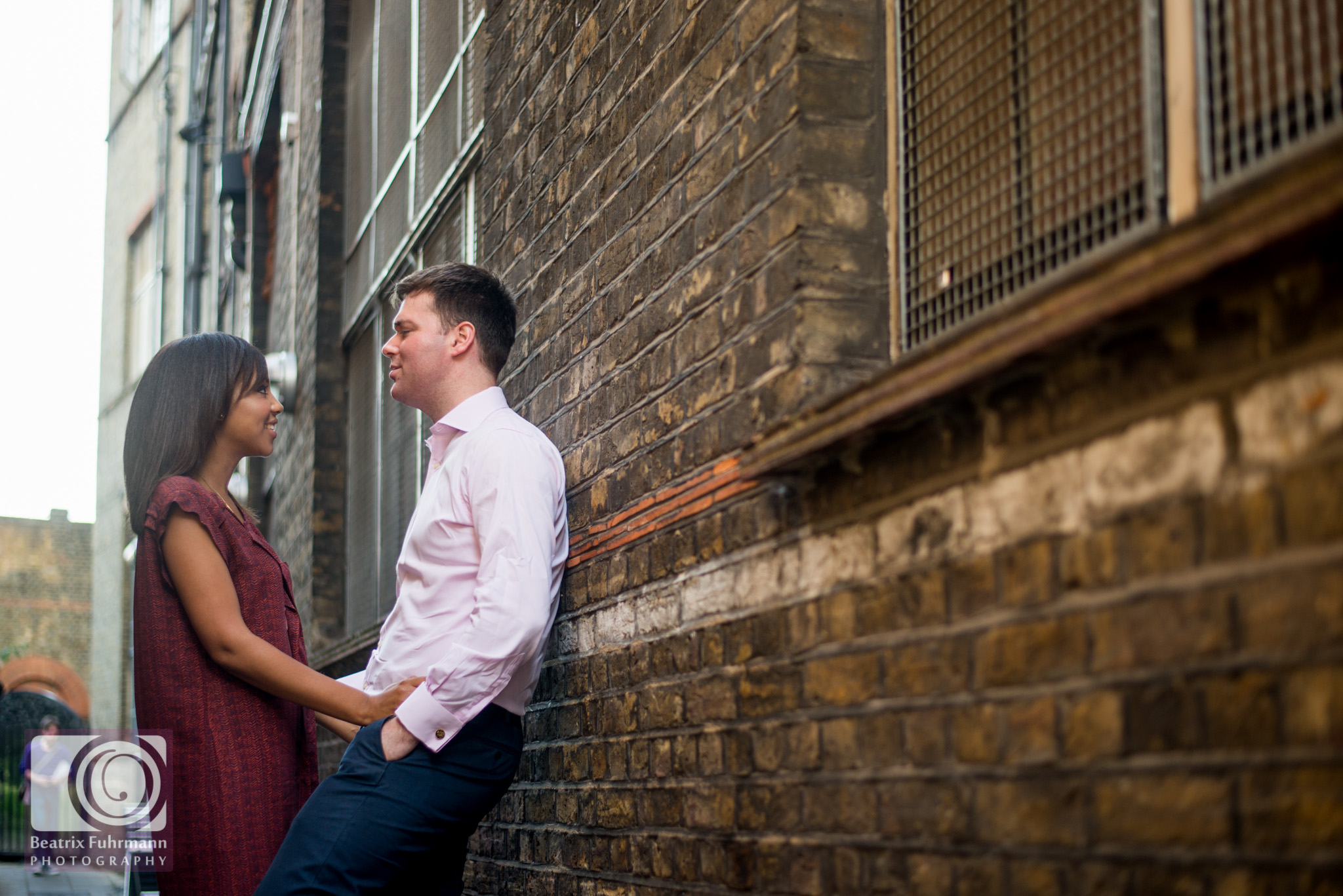 Exmouth Market Engagement Photos