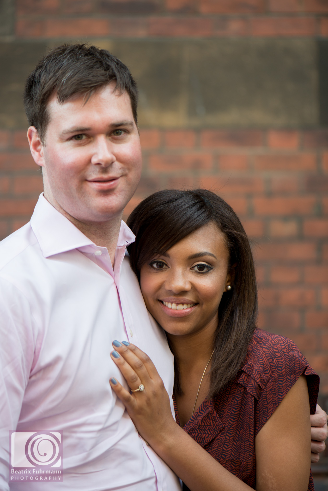 The Old Finsbury Town Hall Engagement photography