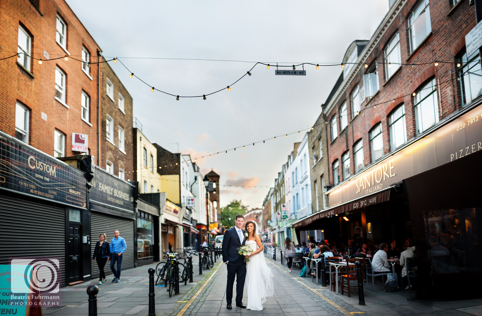 Exmouth Market Wedding