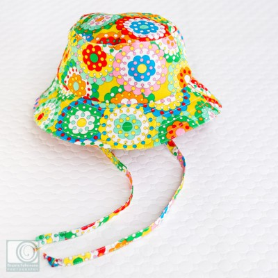 Sun hat by Vincent Elvis