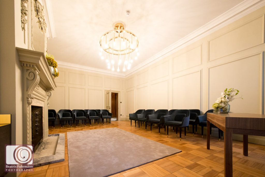 Pimlico room at the Old Marylebone Town Hall
