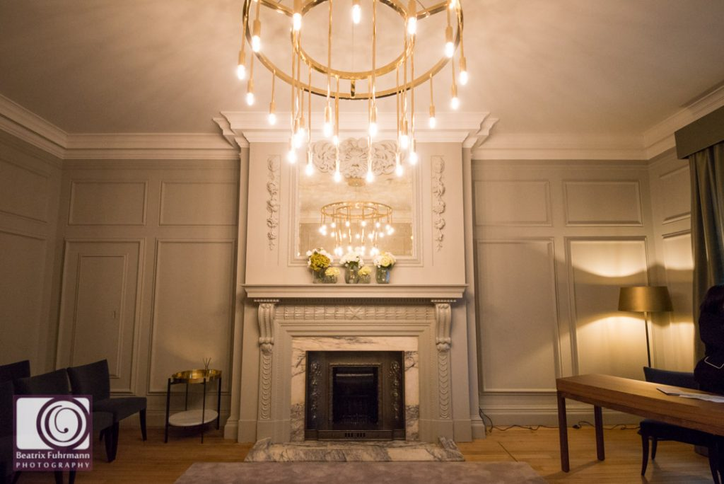 Soho room at the the Old Marylebone Town Hall